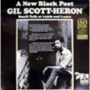 GIL SCOTT HERON  A NEW BLACK POET(SMALL TALK ) (180g)
