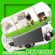 ペット・パグ◎◎PSP1000デコスキンシール (SONY PSP-1000専用)