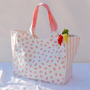 Shinzi Katoh Mather's Bag [strawberry pink]