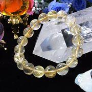 3A級 ルチルクォーツ 針水晶 11mm ブレスレット 天然石 パワーストーン 丸玉 数珠