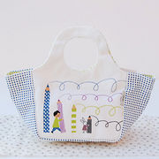 Shinzi Katoh Lunch Bag [scrawl]