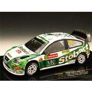 ixo/イクソ フォード フォーカス 2006年WRCラリー・ウェールズ 4位 J-M.ラトバラ/M.アンティラ No.10