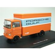 Schuco/シュコー メルセデス・ベンツ LP608 PORSCHE GULF オレンジ