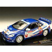 ixo/イクソ プジョー 307 2007年 WRCラリー・クリテリウム・デ・セヴァンヌ 優勝 No.2