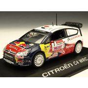 NOREV/ノレブシトロエン C4 WRC 09 ラリー デュ・ヴァール #1 S.Loeb (Mr.& Ms