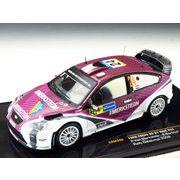 ixo/イクソ フォード フォーカス RS07 2008年 カタルーニャラリー #24 P.Van Merksteijn