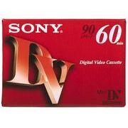 ソニー 5DVM-60R3 ミニDVカセット60分5巻パック
