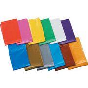 【ATC】カラービニール袋 水色 [045539]