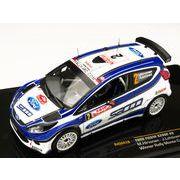 ixo/イクソ フォード フィエスタ S2000 2010年 モンテカルロ・ラリー 優勝 #2 M.Hirvonen/J.Lehtinen