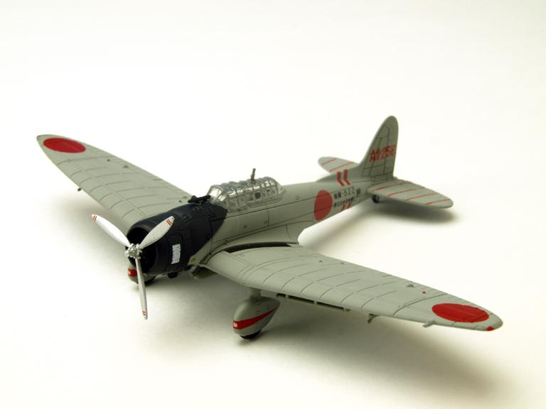 """Avioni-X 愛知九九式艦上爆撃機一一型 空母加賀 """"AII-256"""""""