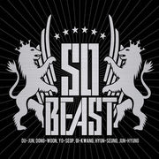 (韓国版)韓国音楽 BEAST(ビースト)- SO BEAST [Limited Japan 'A' version]
