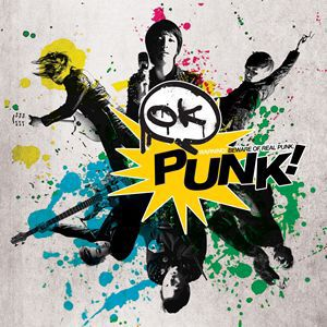 韓国音楽 Ok Punk!(オーケーパンク!)- OK Punk! [Mini Album]