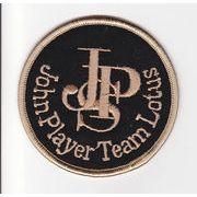 輸入ワッペン JPS 丸 Team Lotus