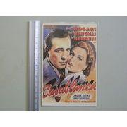 ポストカード「カサブランカ(Casablanca)」
