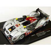 ixo/イクソ アウディ R15 TDI LMP1 2009年 ル・マン24時間 3位 #1 R.Capello/T.Kristensen/A.McNish