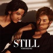 (韓国版)韓国音楽 東方神起 - STILL:日本 Single [限定版/CD]
