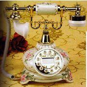 薔薇の電話機321