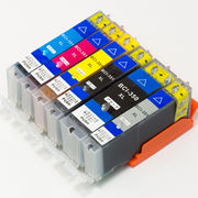 キヤノン[CANON]互換インクカートリッジ BCI-351 5色/BCI-350BK