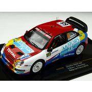 ixo/イクソ シトロエン クサラ WRC 2010年ラリーフランス #68 Y.Muller/G.Mondesir