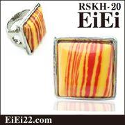 天然石リング ファッション指輪リング デザインリング RSKH-20
