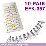 つけまつ毛キット 透明ワイヤ EFK-357
