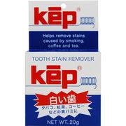 KEPホワイトニング粉歯磨きレギュラー20g