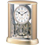【新品取寄せ品】シチズン電波置時計「パルドリームR659」4RY659-018