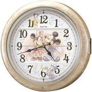【新品取寄せ品】セイコークロック ディズニータイム「ミッキー&フレンズ」電波掛時計 FW561A