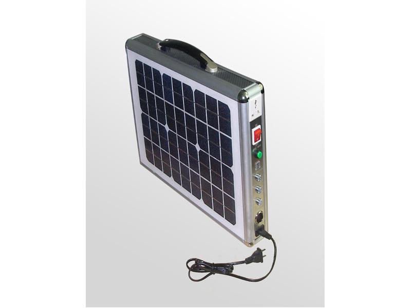 PETC-FD-15W■ハンドバッグ式■ソーラーチャージャー■充電パック■単結晶ソーラーパネル■LED搭載