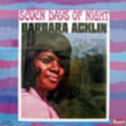 BARBARA ACKLIN  SEVEN DAYS OF NIGHT