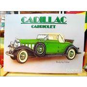 アメリカンブリキ看板 Cadillac/キャデラック Cabriolet