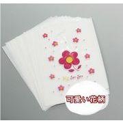 ☆ショッピング袋☆ レジ袋 ビニール袋 可愛い花柄 大きさ選べます!!素材にこだわった一品