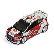 ixo/イクソ フォード フィエスタ RS WRC 2012年 ラリー モンテカルロ  #6 E.Novikov/D.Giraudet