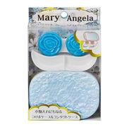 Mary Angela【マリーアンジェラ】コンタクト&つけまケース ミルキーブルー