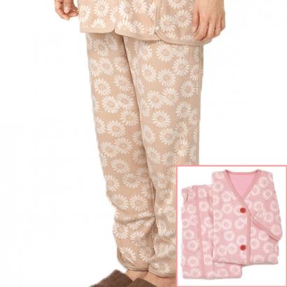 しるばあパラダイスパジャマ ズボン(婦人用)【オーガニックコットン使用】