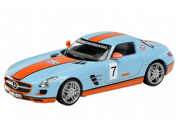 Schuco/シュコー メルセデス・ベンツ SLS AMG クーペ 「Gulf」