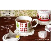 Shinzi Katoh ふた付きマグカップ 340ml