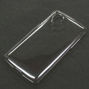 【EM01L/PC】EMOBILE NEXUS5 (ネクサス5) クリア(透明色)ハードタイプPC素材