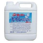 【業務用】 スーパー トイレ クリーナー 4L×4