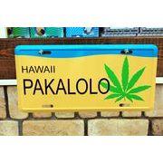 アメリカン雑貨★看板★直輸入★ハワイ系★PAKALOLO・パカロロ★