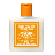 INSTITUT KARITE 25% Extra Gentle Shower ジェントル シャワージェル 250ml Almond Honey