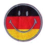 輸入ワッペン にこちゃん ドイツ