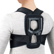 皮膚感覚 スマートベルト姿勢 [男女兼用・フリーサイズ] ブラック 日本製