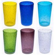 【大人気の琉球ガラス】暑い夏にぴったり!泡ロンググラス