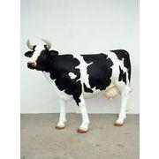 プロモーションドール【Cow Head Up】牛のオブジェ