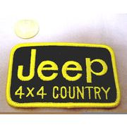 輸入ワッペン Jeep ジープ