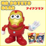 Mr.PotatoHead ミスターポテトヘッド アイアンマン 【アメ雑 アメコミ】