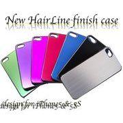 【おかげさまで大人気!】iPhone5 / 5S 用 NEW ヘアラインメタルカバー 9色