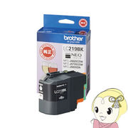 LC219BK ブラザー ブラザー純正インク 大容量タイプ(ブラック)