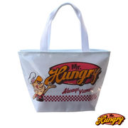 Mr.Hungry(ミスターハングリー)ランチアイテム【ランチトートバッグ】お弁当箱かばん